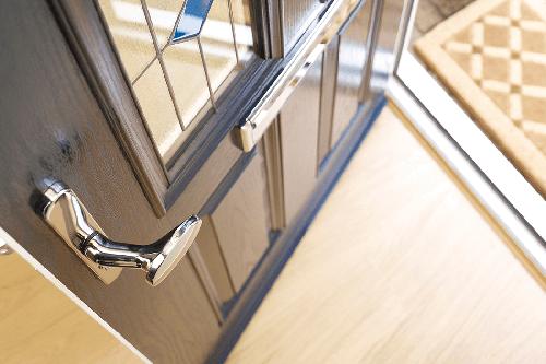 New composite doors
