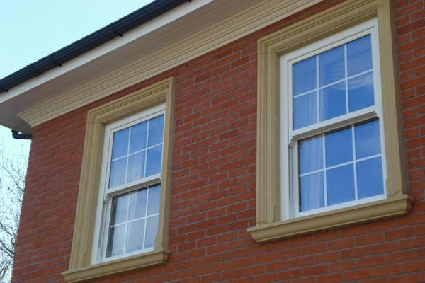 New double glazed sash windows