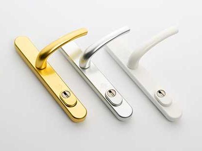 High security handles range