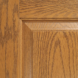 Composite door colour light wood