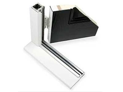 Low aluminium step
