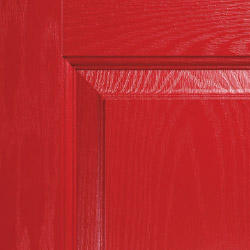 replacement composite doors colour red