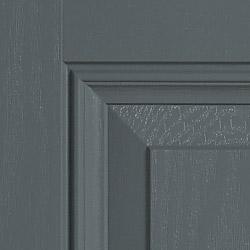 Composite door colour slate grey