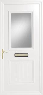 Woodhurst uPVC door