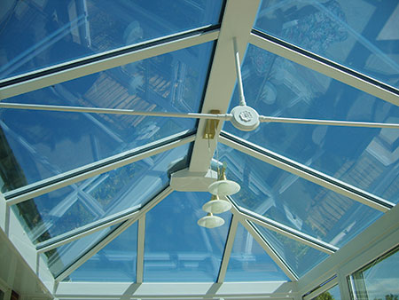 Conservatory Replacement Roof - Academy Windows - Activ ...