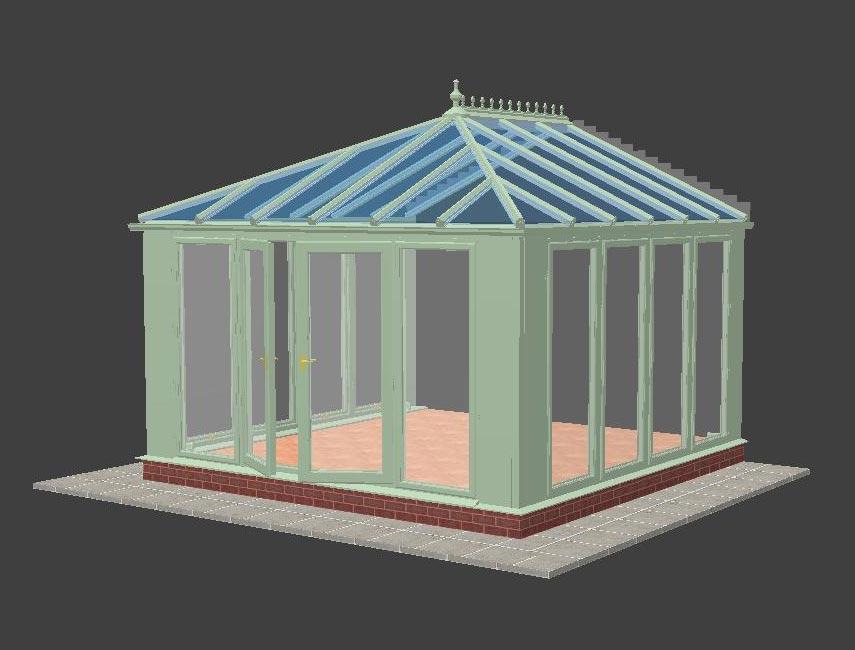 loggia conservatory price