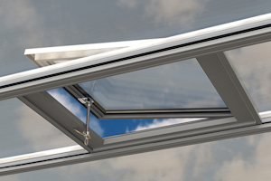 Conservatory lighting and roof options
