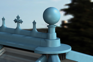 Finials for your conservatory